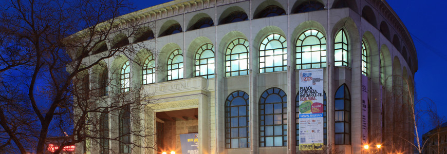 Nationaltheater Bukarest