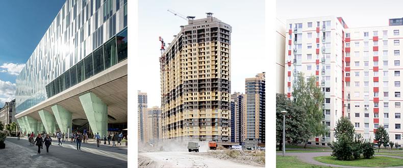 Das Gebäude als Gesamtkonzept