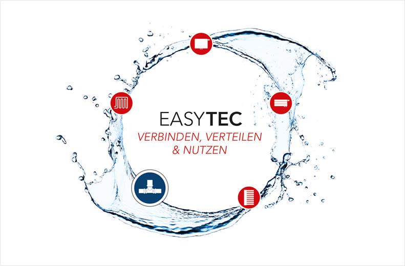 EASYTEC - Das neue Installationssystem für Heizkörper- und Sanitäranbindung